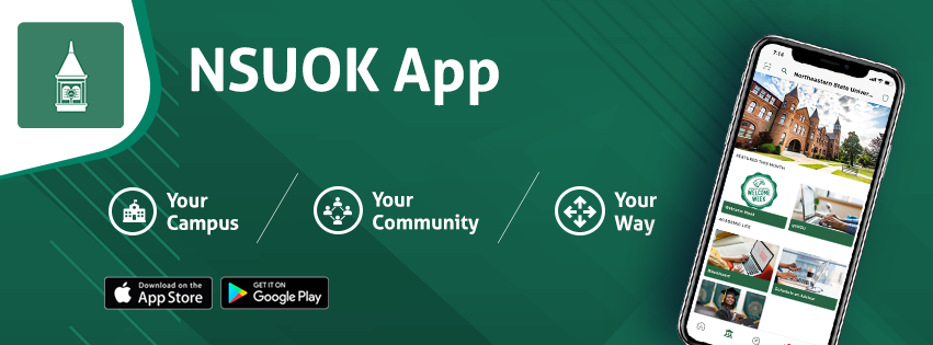 Download our new campus app