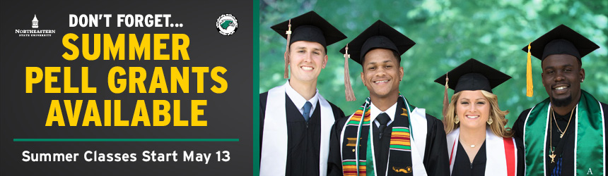 Don't forget... Summer Pell grants available. Summer classes start May 31.