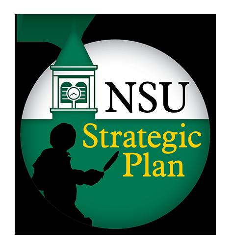 nsu strategic plan logo