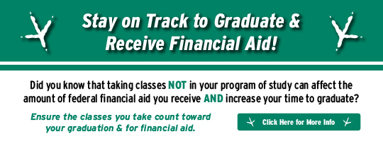 program of study is important to courses and financial aid