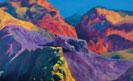 Abstract Landscape Broken Arrow showcases abstract landscape exhibit. thumbnail