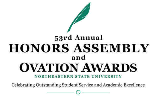 53rd Annual Honors Assembly and Ovation Awards NSU 2021 outstanding Students thumbnail
