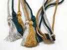 masters honor silver and gold cord