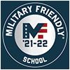 NSU is a military friendly school badge