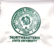 NSU Stole A white stole with green NSU seal and lettering