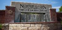 NSU Tahlequah Campus Fountain Northeastern State University graduate social work program earns major accreditation thumbnail