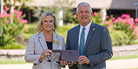 Broken Arrow Public Schools partnership receives Regents Business Partnership thumbnail