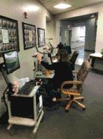 Doctors receiving hands on laser training