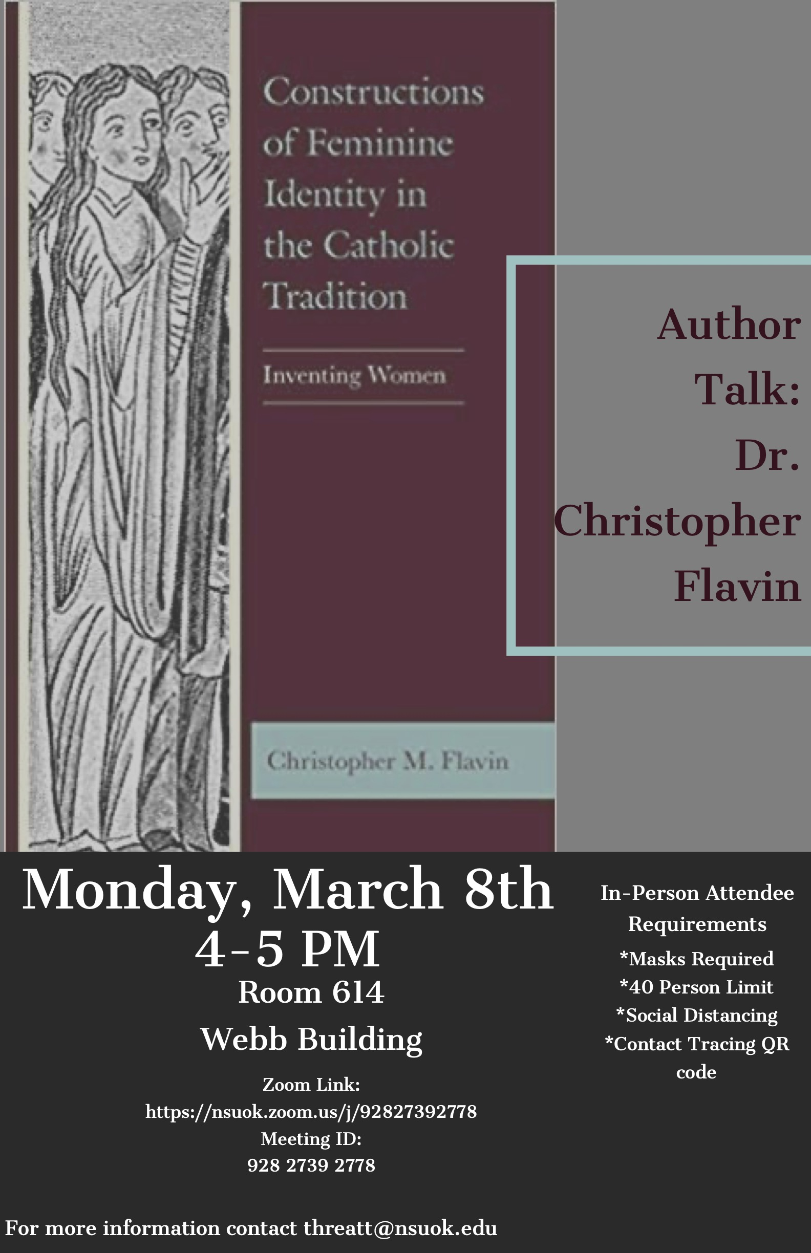 Author Talk: Dr. Christopher Flavin