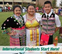 find information for international students at nsu