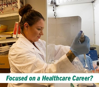 find information on career opportunities in health care