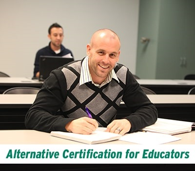 get information for alternative certification opportunities through the nsu graduate college