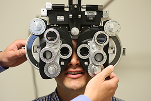 Optometry Clinic Hastings Oklahoma's optometric scope of practice offers NSU students field-leading research opportunities thumbnail