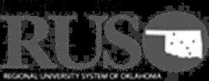 Proud Member of RUSO. Regional University System of Oklahoma.