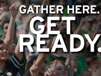 Gather Here. Get Ready.