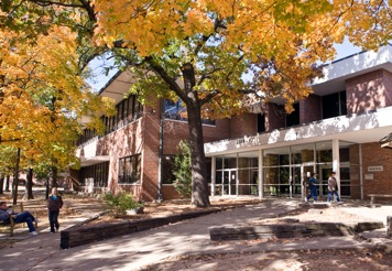 Image of John Vaughan Library on Tahlequah Campus
