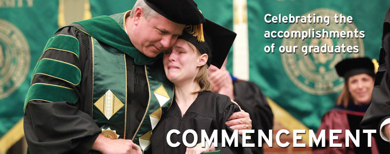 Commencement Page Graphic