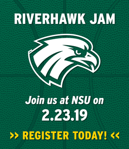 RiverHawk Jam. Join us at NSU on February 23, 2019. Register Today!