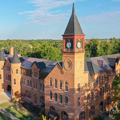 Tahlequah campus