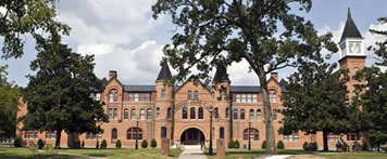 nsu historic seminary hall