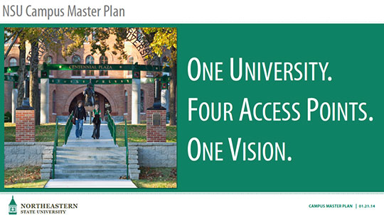 NSU Campus Master Plan (PDF)