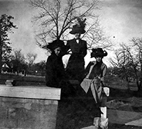 Seminary Girls 1900